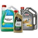 Oils lubricants