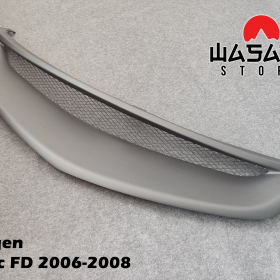 Mugen Style Front Grille for Honda Civic FD 2006-2008