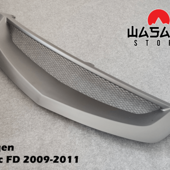 Mugen Style Front Grille for Honda Civic FD 2009-2011