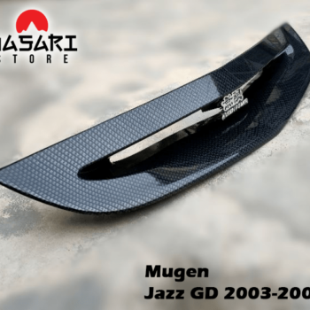 Carbon Mugen Style Front Grille for Honda Jazz GD 2003-2008