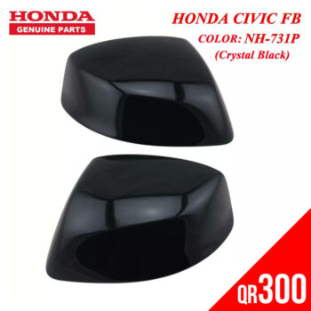 Side Mirror Cover for Honda Civic FB 2012-2015