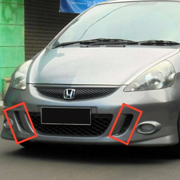 Honda Jazz GD Front Bumper Covers