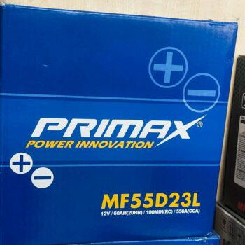 Primax Car Battery 12 V / 60 AH