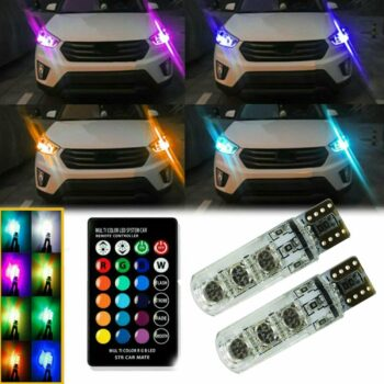 Remote Controlled Parking LED Bulb