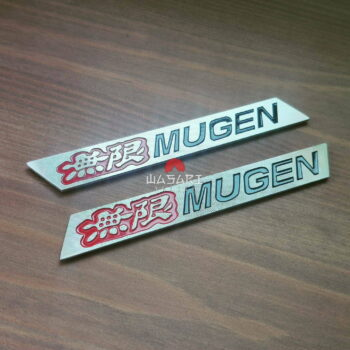Small Mugen Emblems for Spoilers