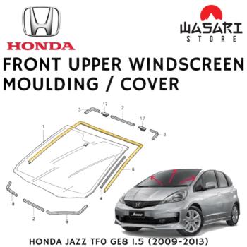 Windshield Rubber Moulding for Honda Jazz GE GD