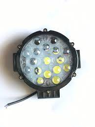 7″ Led round work light