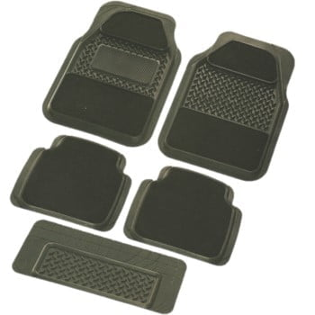 Diamond Plate PVC Car Mat