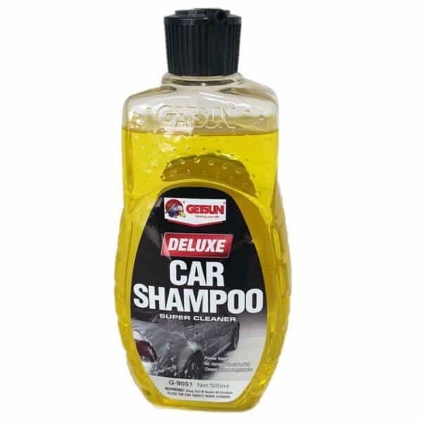 GetSun Deluxe Car Shampoo (500 ml)