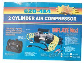 CAMEL 2 Cylinder Air Compressor 12V