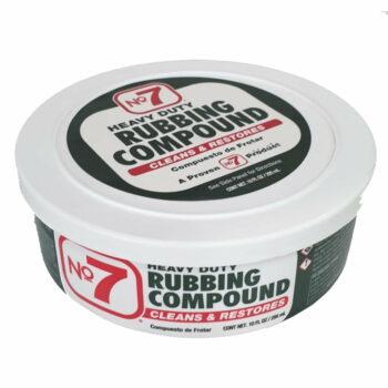 No 7 Heavy Duty Rubbing Compound (295 ml)