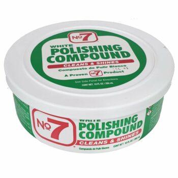 No7 White Polishing Compound (295 ml)