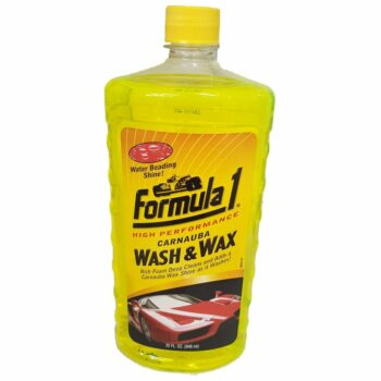 Formula 1 Wash & Wax Shampoo (946 ml)