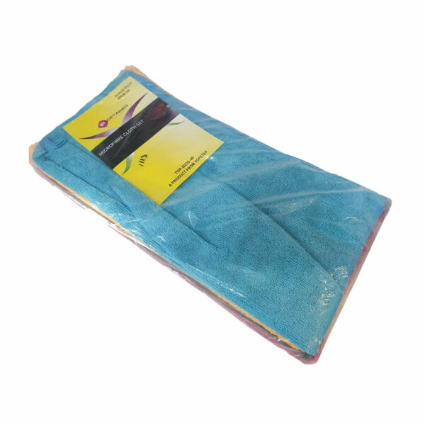 Detainer Microfiber Cloth Set