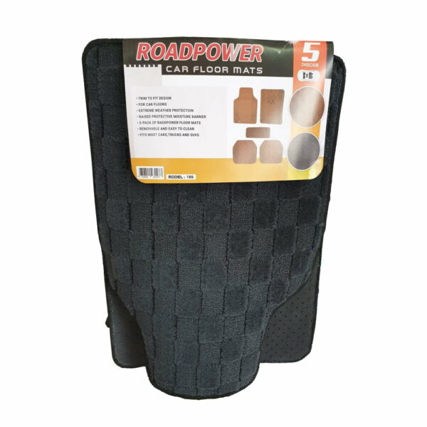 RoadPower Car Floor Mat (Model 186)