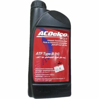 ACDelco ATF TYPE III (H) AUTOMATIC TRANSMISSION FLUID