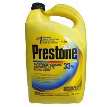 Prestone Antifreeze Coolant Anitcongelante Refrigrante (3.78 L)