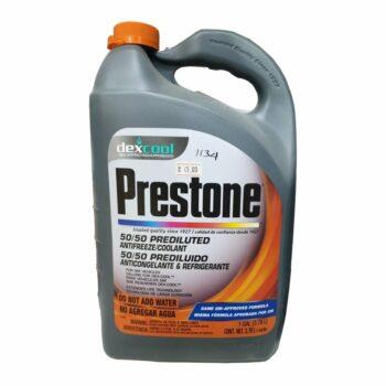 Prestone 50/50 Prediluted Antifreeze/Coolant (3.78 L)