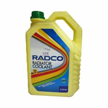 RADCO Radiator Coolant (4 Liters)
