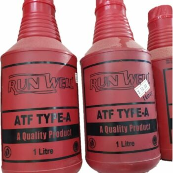 RUN WELL Transmission Fluid ATF TYPE-A (1 Litre)