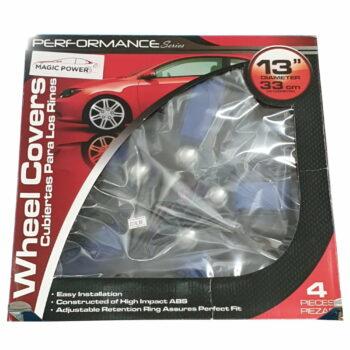 Magic Power Wheel Cover 4 Pieces ( 13 inches / 33 cm Diameter)