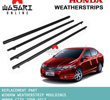 Window Weatherstrip Moulding for Honda City