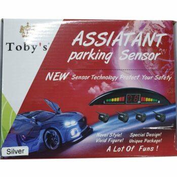 Toby's 4-Piece Car Parking Sensor
