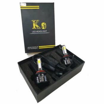K9 Car LED Headlights Replaceable Bulb 280W/28000 LM