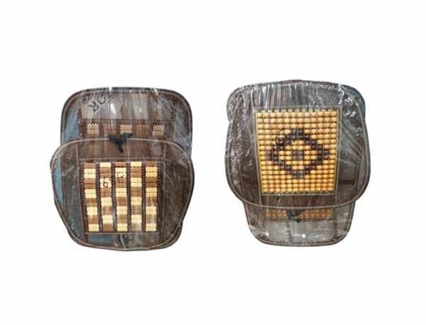 Wooden Seat Covers - Two Designs
