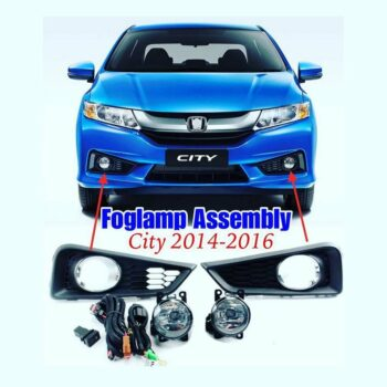 Fog Lamp Assembly Honda City 2014 – 2016