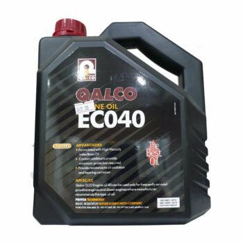 QALCO ENGINE OIL EC040 (4 Liters)
