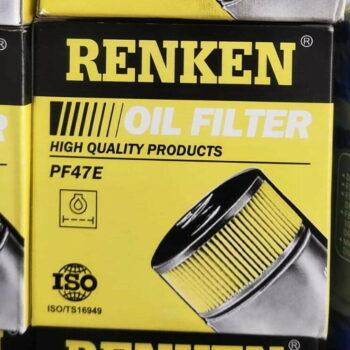 Renken Oil Filter AC Delco