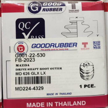 Good Rubber Drive Shaft Boot Outer MAZDA