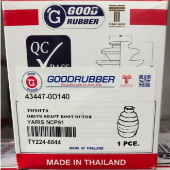 Good Rubber Drive Shaft Boot Outer Toyota