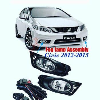 Fog Lamp Assembly Honda Civic 2012-2015