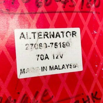 Unknown Alternator