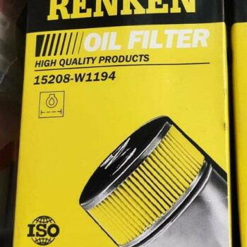 Renken Oil Filter Nissan