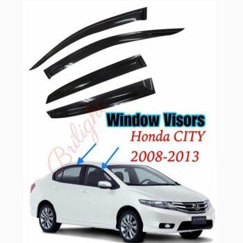 Window Visor Honda City 2008-2013