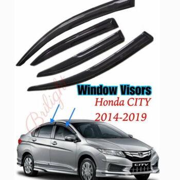 Window Visor Honda City 2014-2019