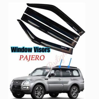 Window Visor Mitsubishi Pajero