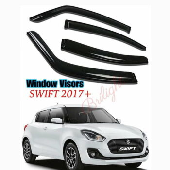 Window Visor Suzuki Swift 2017+