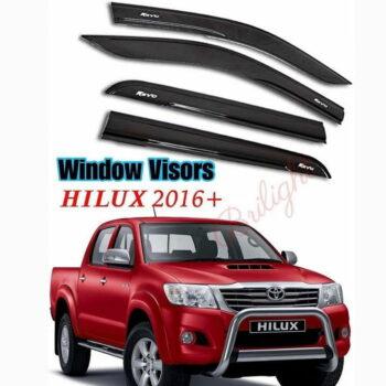 Window Visor Toyota Hilux 2016+