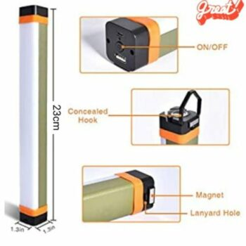 C2 & C4 Magnetic Outdoor Bright Light Tent
